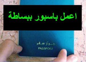 الاوراق المطلوبه لعمل جواز سفر لاول مره للاطفال 2019