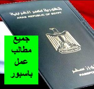 الاوراق المطلوبة لاستخراج جواز سفر للطلاب