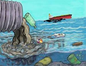 موضوع رسم عن التلوث بحث تعبير تلوث بالرسومات