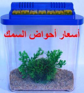 اسعار احواض سمك الزينة فى مصر